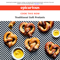 How to Make Soft Pretzels for Oktoberfest