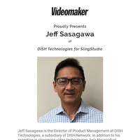 Meet the Speakers for our Church Video Production Conference: Jeff Sasagawa