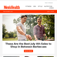 The Best July 4th Sales, Heat Wave Safety Tips, and More