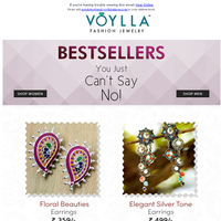 Friends are in Fashion! Celebrate Friendship Day with Voylla!