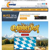 Prost! 🍻 Samsung 970 PRO 512GB M.2 SSD + Oktoberfest Specials