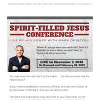 Spirit-Filled Jesus Conference: Where Do You Go When You Need Help?