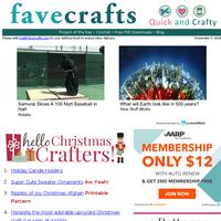 30 Last-Minute Christmas Crafts