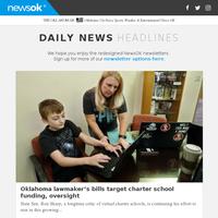 Oklahoma lawmaker's bills target charter school funding, oversight