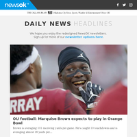 OU football: Marquise Brown expects to play in Orange Bowl