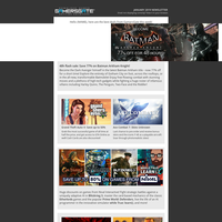 Arcade Newsletters, Email Campaigns, Marketing Emails, Email