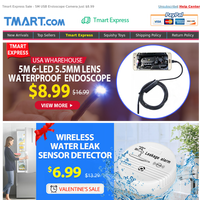 Water Leak Detector Just $6.99, Ultra-LOW Price $20.99 - 20L 0.8mm Jerry Can, Grab Now!