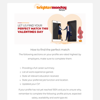 💌 Let us find your perfect match this Valentines Day!