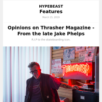 Opinions on Thrasher Magazine - From the late Jake Phelps