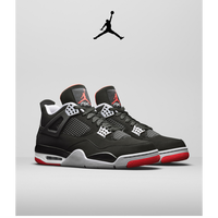 Get it First: Jordan 4 'Bred'