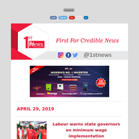 Governors Newsletters, Email Campaigns, Marketing Emails