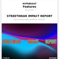 STREETWEAR IMPACT REPORT