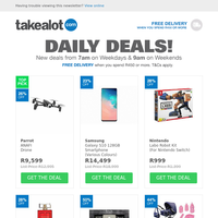 Parrot Newsletters, Email Campaigns, Marketing Emails, Email