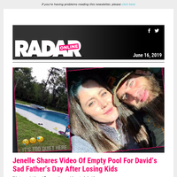 Jenelle Shares Video Of Empty Pool For David's Sad Father's Day After Losing Kids