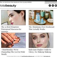 Katie Jane Hughes' Guide to Glowy, No-Makeup Makeup