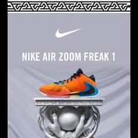 Introducing the Nike Air Zoom Freak 1