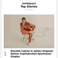 Daniëlle Cathari & adidas Originals Deliver Sophisticated Sportswear Staples