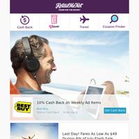 🇺🇸Independence Day Deals: eBay | Amazon | Target | Best Buy | IKEA | Pizza Hut | Southwest | Krispy Kreme & More!