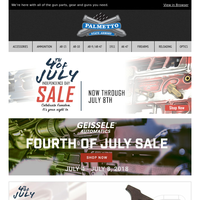 Happy Independence Day | Geissele SSA-E Trigger $179.99 Shipped