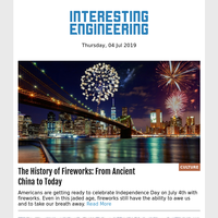 Daily Newsletter: Celebrating Independence Day: 11 Interesting American Inventions That Changed the World