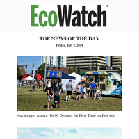 Anchorage Heat Wave, Planting Billions of Trees, How to Combat Weeds, Equitable Travel, Regenerative Agriculture...