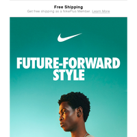 Trending now: Future-forward style