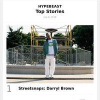 Streetsnaps: Darryl Brown