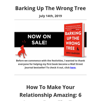 How To Make Your Relationship Amazing: 6 Secrets From The Top Marriage Researcher