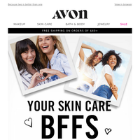 Your Skin Care BFFs For Friendship Day