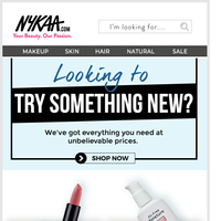 Nykaa Independence Day Sale | Up to 40% off 🎉