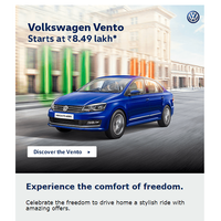 Celebrate Independence with exciting Volkswagen offers