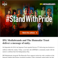 #StandWithPride this Independence Day