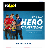 {NAME}, your Father's Day Gift Guide