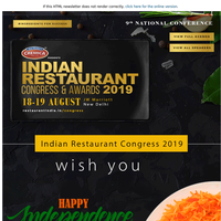 #IRCDelhi2019 wish you Happy Independence Day & Raksha Bandhan. View Special offer!