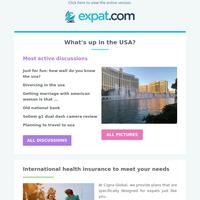USA info