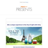 Paris is always a good idea- Win a Trip for 2