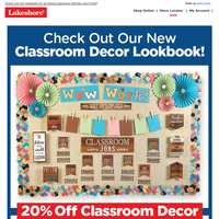 From How to Wow! Classroom Decor Inspiration Is Here