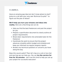 Need help with that app idea? Consult with us for free!
