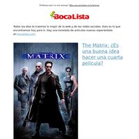 The Matrix: ¿Es una buena idea hacer una cuarta película?