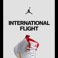 Jordan 12: International Flight