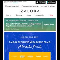 Merdeka Fiesta: Mega Brand Deals 😍