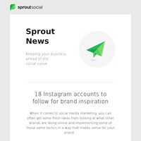 18 Instagram accounts to follow for brand inspiration