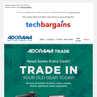 Cameras Newsletters, Email Campaigns, Marketing Emails