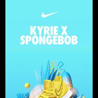 Get it Now: Kyrie x SpongeBob