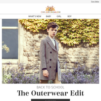 Back to School: The Outerwear Edit