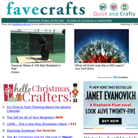 25 Recycled Christmas Crafts