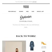 September Inspiration: Ready to return?