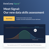 Introducing new assessments for Python & R 📈