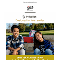 Send Them Back To School With A New Smile This Year