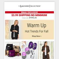 NEW Fall Fashion Inspiration
